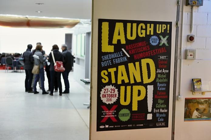 Shedhalle Humorfestival 2016